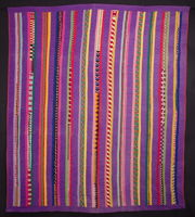Seminole Indian quilt